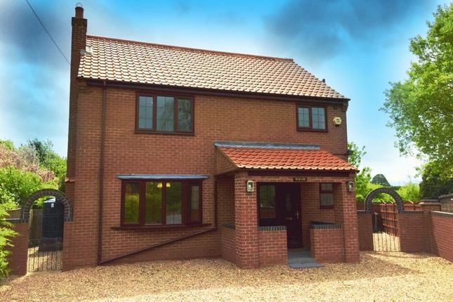 Thumbnail Detached house for sale in Magna Mile, Ludford, Market Rasen