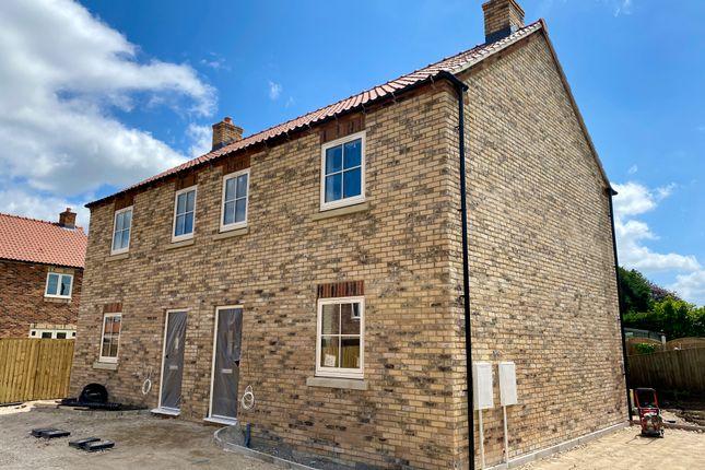 Thumbnail Semi-detached house for sale in Westfold, Old Malton, Malton