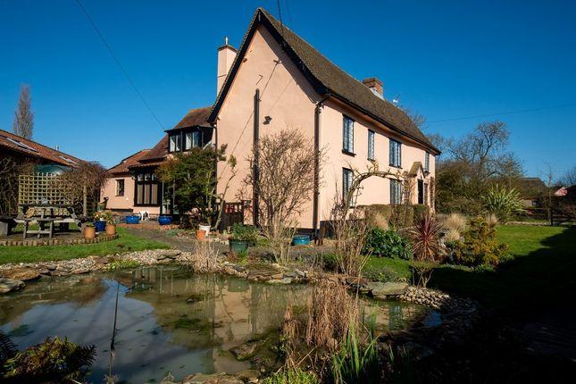 Thumbnail Detached house for sale in Mill Street, Gislingham, Eye, Suffolk