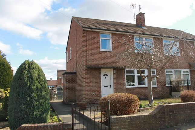 Thumbnail Semi-detached house to rent in Charlton Drive, Knaresborough
