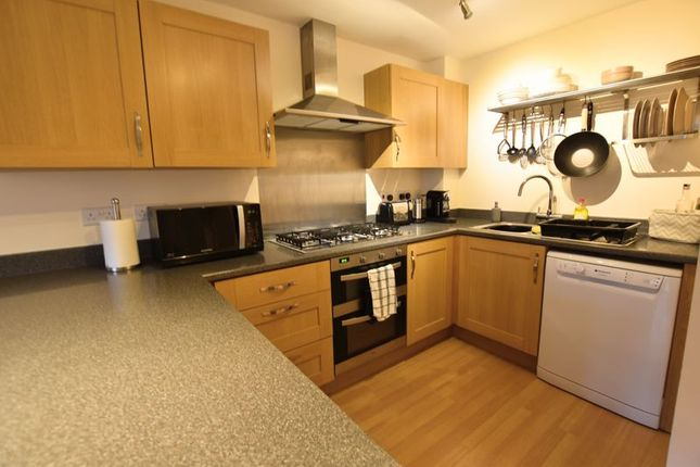 Kitchen of Syward Row, Wolverton, Milton Keynes MK12