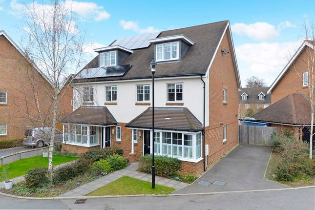 Thumbnail Semi-detached house to rent in Alderbank Drive, Godalming