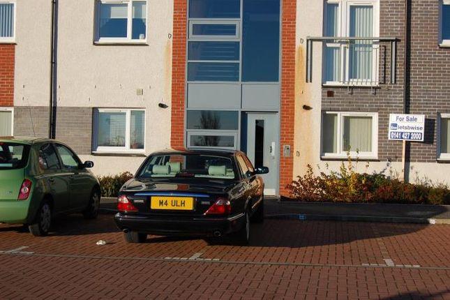 Thumbnail Flat to rent in Miller Street, Clydebank
