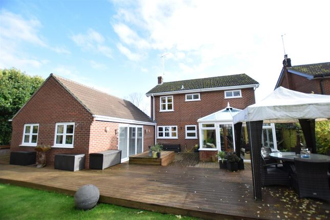 Thumbnail Detached house for sale in Barton Turf, Norwich