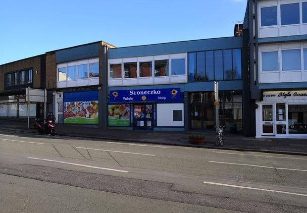 Thumbnail Retail premises to let in 263-265 Edleston Road, Crewe, Cheshire