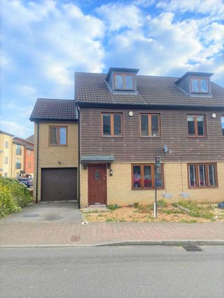 Thumbnail Detached house to rent in Kelling Way, Broughton