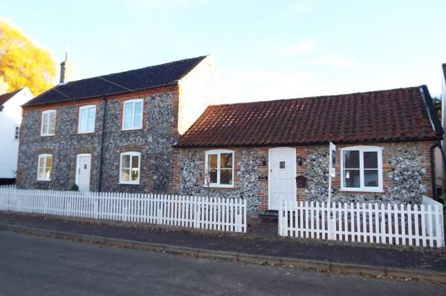 Thumbnail Detached house for sale in Great Cressingham, Thetford, Norfolk