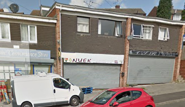 Retail premises to let in Sandstone Road, Sheffield