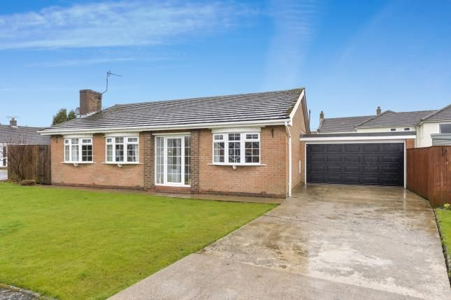 Thumbnail Bungalow for sale in Cooks Close, Ingleby Arncliffe, Northallerton, North Yorkshire