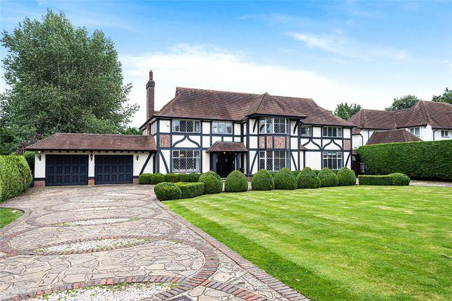 Thumbnail Detached house for sale in Park Avenue, Farnborough, Orpington