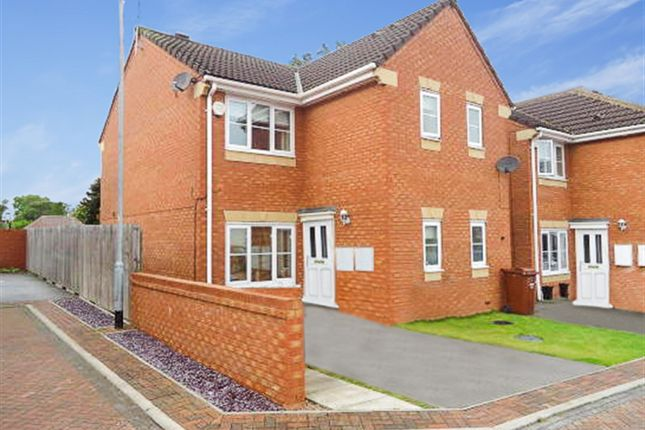 Thumbnail Semi-detached house to rent in Montrose Gardens, Castleford