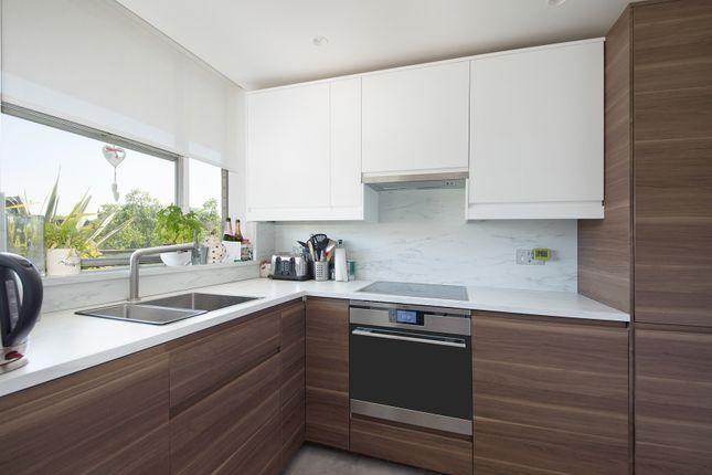 Kitchen of Kendal Steps, London W2