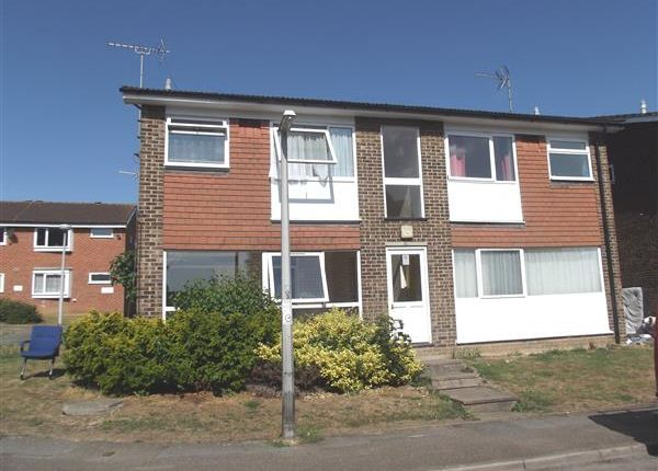 Thumbnail Flat to rent in Berners Way, Broxbourne