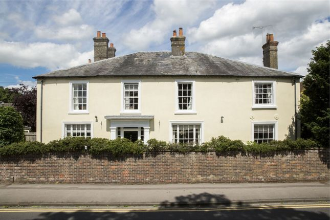 Thumbnail Semi-detached house for sale in Old Bath Road, Newbury
