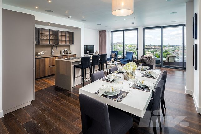 Thumbnail Penthouse for sale in Centre Heights, Finchley Road, Swiss Cottage