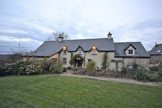 Thumbnail Detached house to rent in Lower Machen, Newport