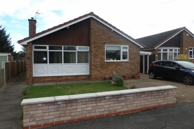 Thumbnail Property to rent in Whitworth Drive, Radcliffe-On-Trent, Nottingham