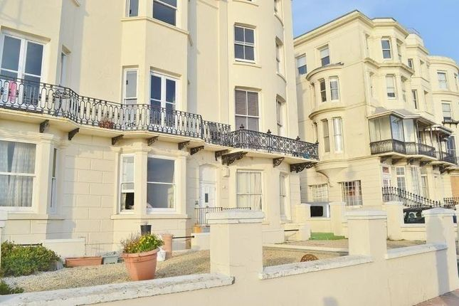 Thumbnail Flat to rent in Marine Parade, Brighton, East Sussex