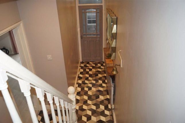 Hallway of Beckett Street, Mountain Ash CF45