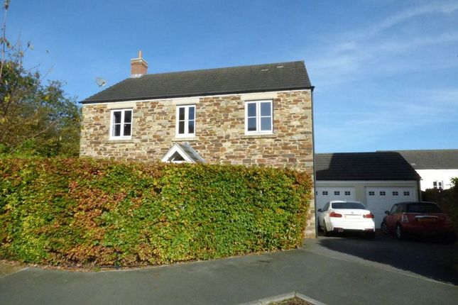 Thumbnail Detached house for sale in Buzzard Road, Whitchurch, Tavistock