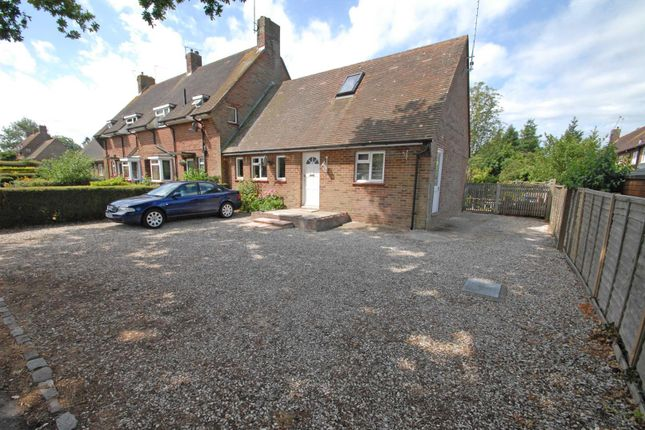 Thumbnail Semi-detached house to rent in Hunters Mead, The Street, Albourne, Hassocks