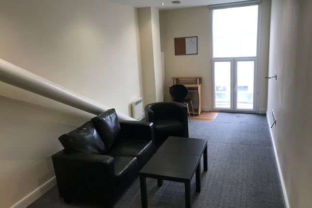 Thumbnail Flat to rent in 44 Westgate, Huddersfield