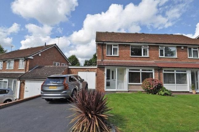 3 bed semi-detached house to rent in St Denis Road, Selly Oak, Birmingham