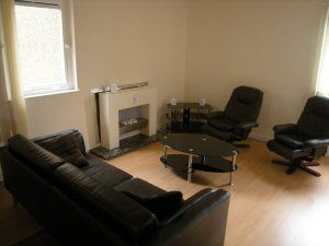 Thumbnail Flat to rent in The Towers, Leven