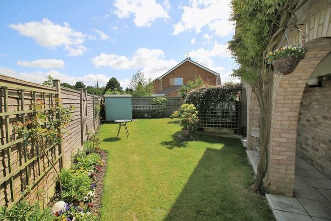 Garden of Court Close, Princes Risborough HP27