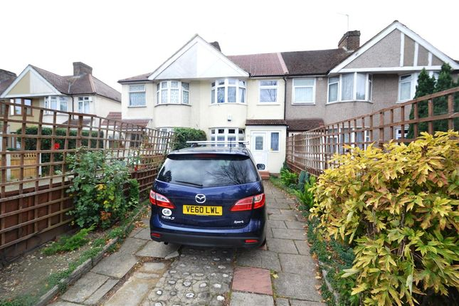 Thumbnail Terraced house for sale in Uxbridge Road, Feltham