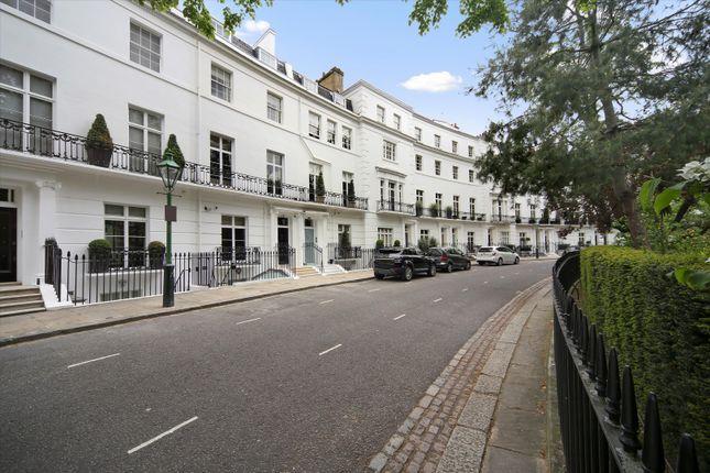 Thumbnail Terraced house for sale in Egerton Crescent, Knightsbridge, London