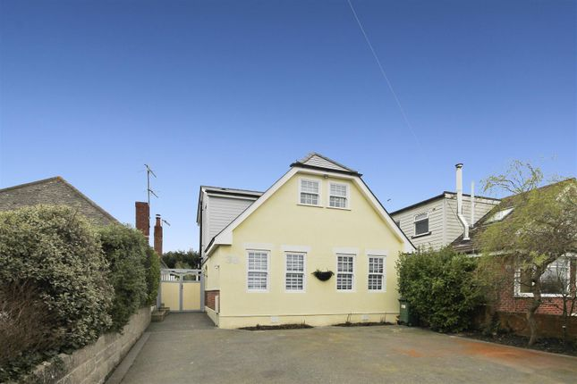 Thumbnail Detached bungalow for sale in Brampton Road, Oskdale, Poole