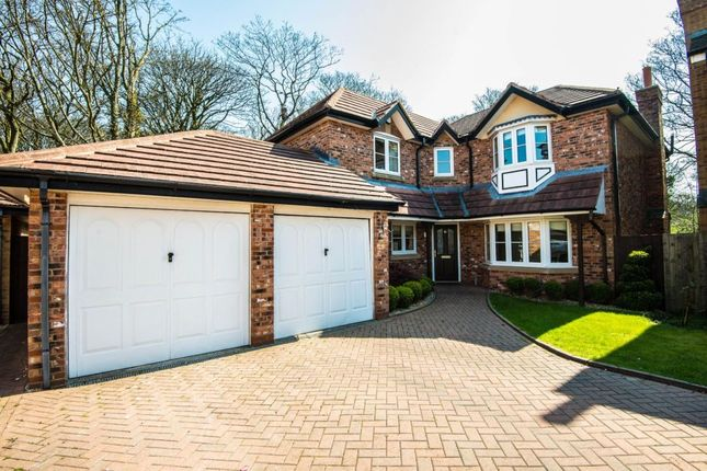 Thumbnail Detached house to rent in Covertside Road, Scarisbrick, Southport