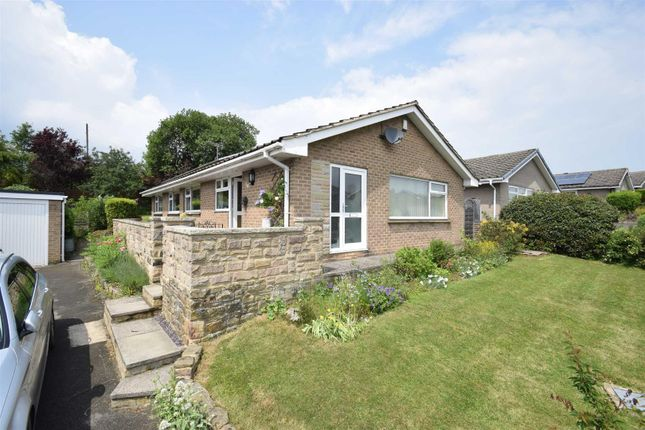 Thumbnail Detached bungalow for sale in Oat Hill, Derby Road, Wirksworth, Matlock
