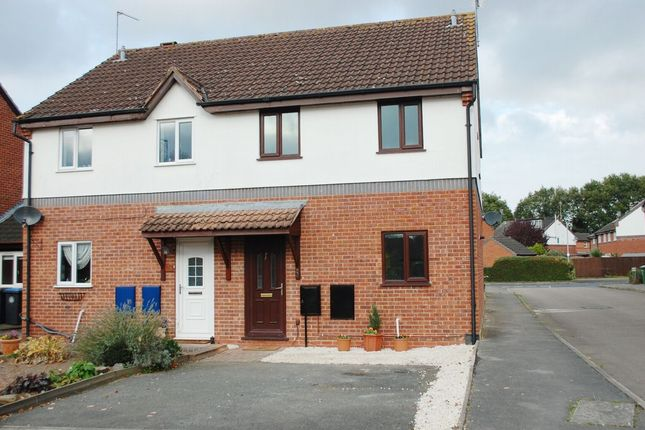 Thumbnail Semi-detached house for sale in Kingfisher Way, Alcester