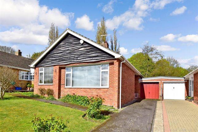 Thumbnail Detached bungalow for sale in Cozenton Close, Rainham, Gillingham, Kent