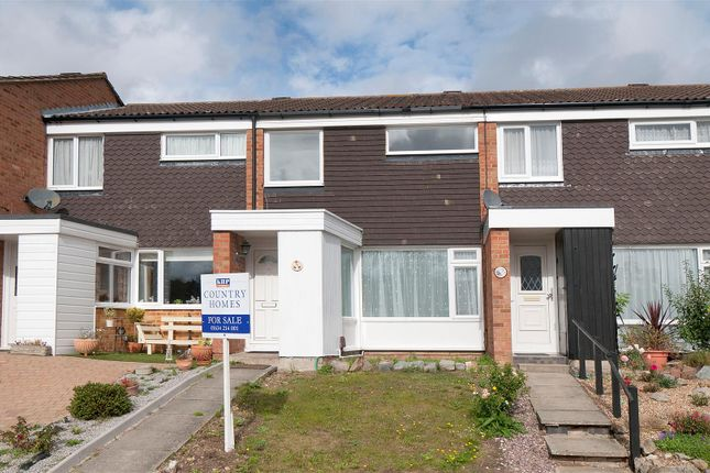 Thumbnail Terraced house to rent in Roman Road, Snodland