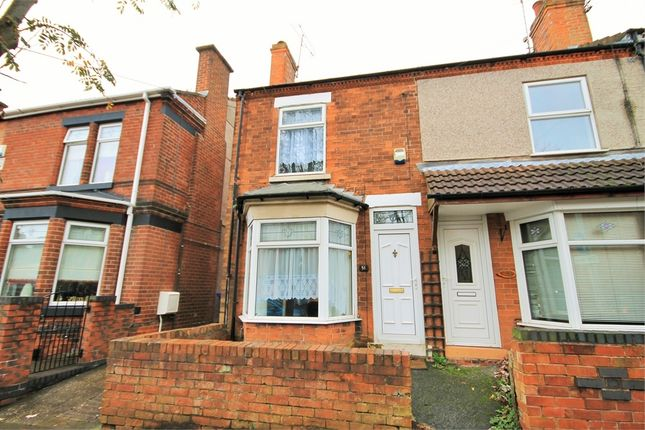 Thumbnail End terrace house to rent in Montague Street, Mansfield, Nottinghamshire