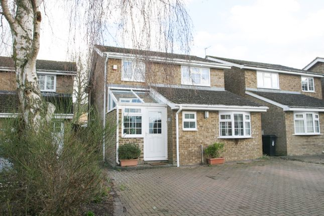 Thumbnail Detached house to rent in Strafford Way, Thame, Oxfordshire