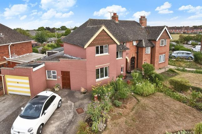 Thumbnail Semi-detached house for sale in Caldecott Road, Abingdon