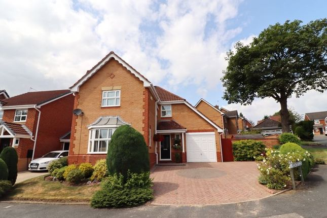 4 bed detached house for sale in Boothstown Drive, Worsley, Manchester M28