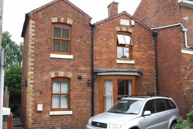 Thumbnail Terraced house to rent in St. Georges Terrace, Kidderminster