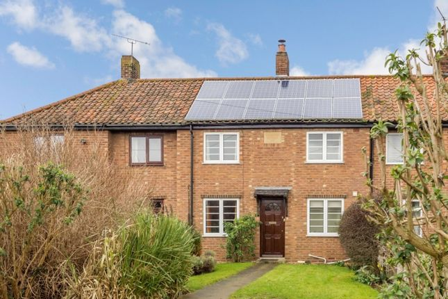 3 bed terraced house for sale in Crown Road, Norwich, Norfolk