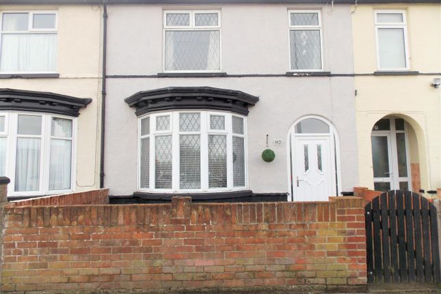 Thumbnail Terraced house for sale in Harrington Street, Cleethorpes