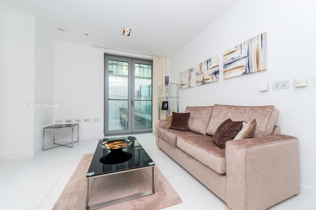 Living Area of One Osnaburgh Street, Regent's Park, London NW1