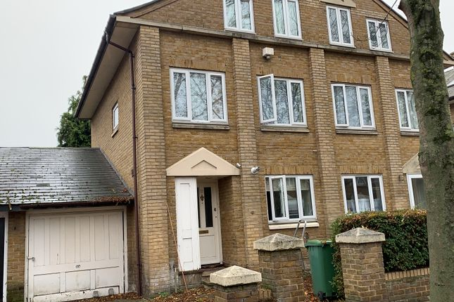 Thumbnail Terraced house to rent in Nightingale Avenue, Beckton