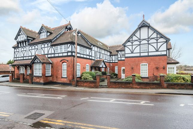Thumbnail Flat for sale in Ongar Road, Abridge, Essex