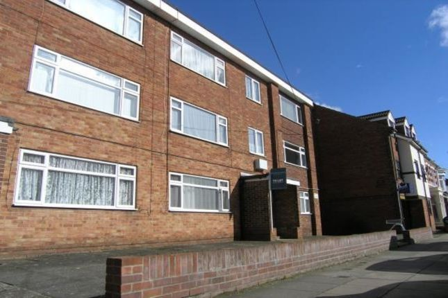 Thumbnail Flat to rent in Hamilton House Clive Road, Portsmouth