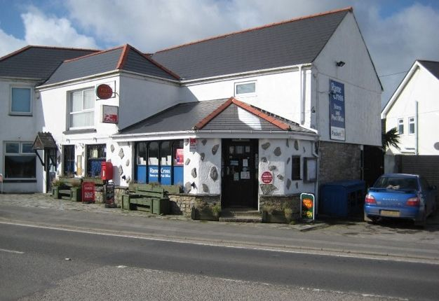 Thumbnail Retail premises for sale in Rame Cross, Penryn