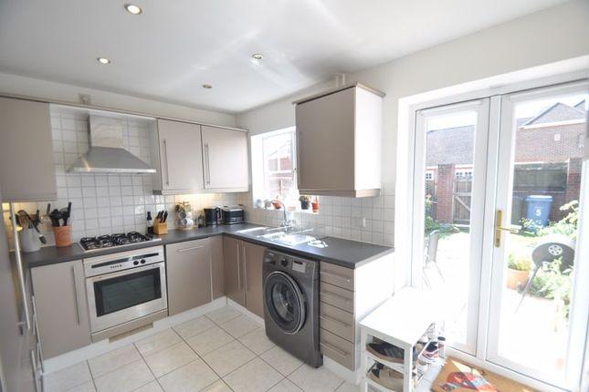 Kitchen Area of Wintney Street, Elvetham Heath, Fleet GU51